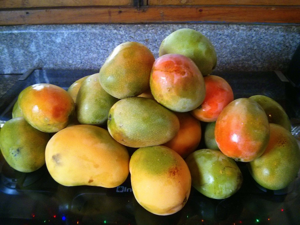 Remaining mangos
