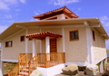 Beautiful, newly constructed beachfront homes for sale in Ecuador